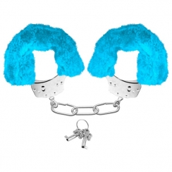 Esposas Neon Furry Cuffs 762
