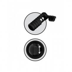 Vibrador de Pezones Vibrating Silicone Nipple Lassos 779